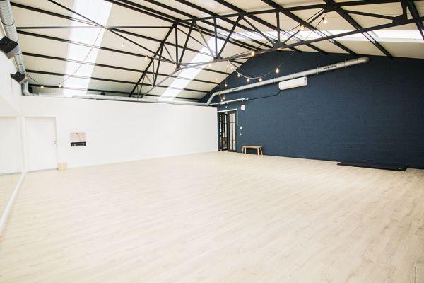 Picture of an event venue rental in Rhode-Saint-Genèse, Flemish Brabant, Inside Sophie's dance studio 9061