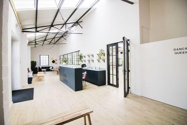 Picture of an event venue rental in Rhode-Saint-Genèse, Flemish Brabant, Inside Sophie's dance studio 9064