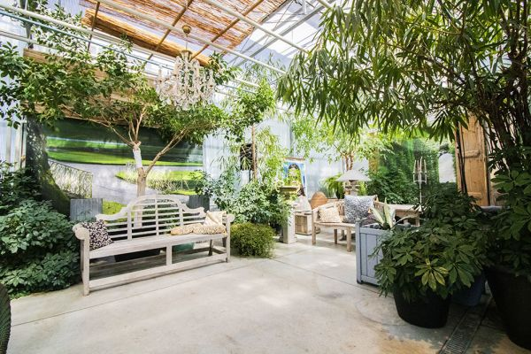 Picture of an event venue rental in Turnhout, Antwerp, Inside Eric & Ina's greenhouse 9279