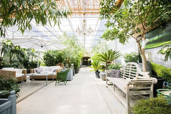 Picture of an event venue rental in Turnhout, Antwerp, Inside Eric & Ina's greenhouse 9281