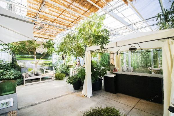 Picture of an event venue rental in Turnhout, Antwerp, Inside Eric & Ina's greenhouse 9282