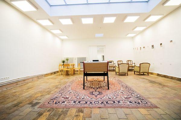 Photo d'une salle à louer à Elsene, Bruxelles, Dans l'atelier de Lou 9386
