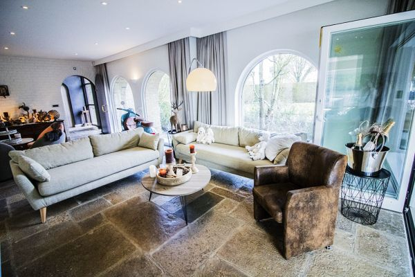 Picture of an event venue rental in Anzegem, West Flanders, Inside Geert's villa 9420