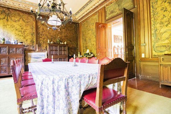 Photo d'une salle à louer à Heestert, Flandre Occidentale, Dans le château de Donny 9518