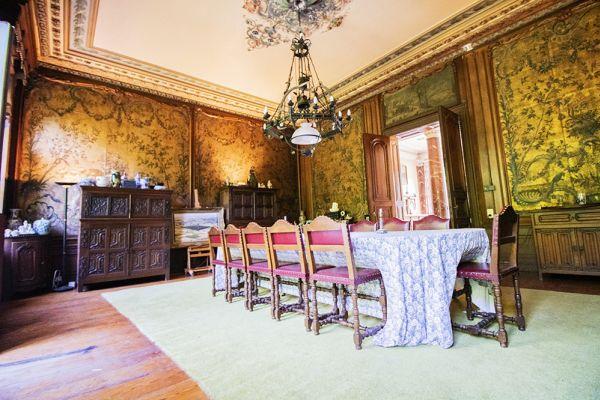 Photo d'une salle à louer à Heestert, Flandre Occidentale, Dans le château de Donny 9520