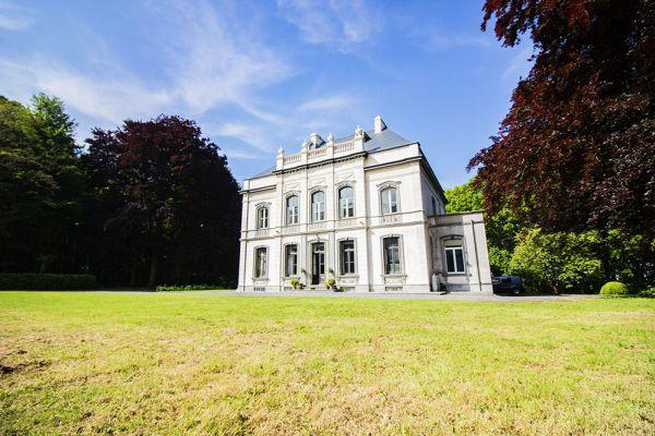 Photo d'une salle à louer à Heestert, Flandre Occidentale, Dans le château de Donny 9523
