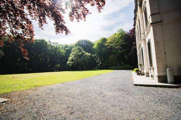 Photo d'une salle à louer à Heestert, Flandre Occidentale, Dans le château de Donny 9533