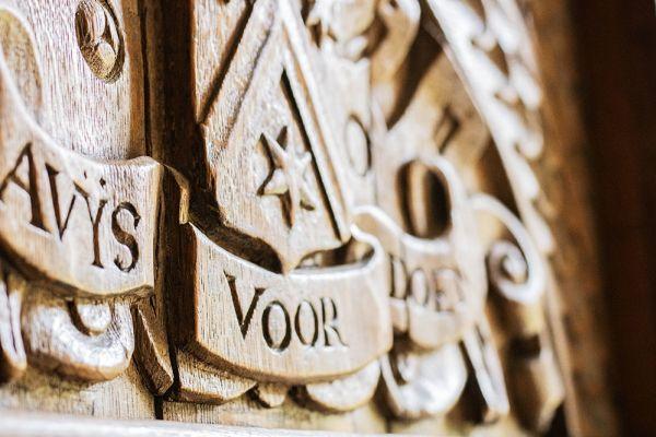 Photo d'une salle à louer à Heestert, Flandre Occidentale, Dans le château de Donny 9535