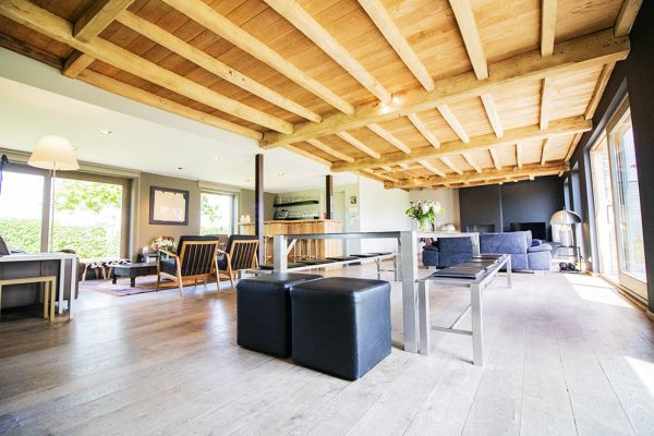 Picture of an event venue rental in Alveringem, West Flanders, Inside Christel & Geert's house 9551