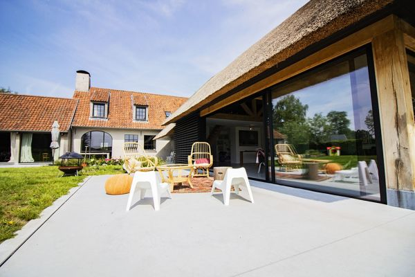Picture of an event venue rental in Bottelare, East Flanders, Inside Amandine's house 9657