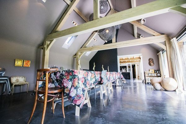 Picture of an event venue rental in Bottelare, East Flanders, Inside Amandine's house 9663
