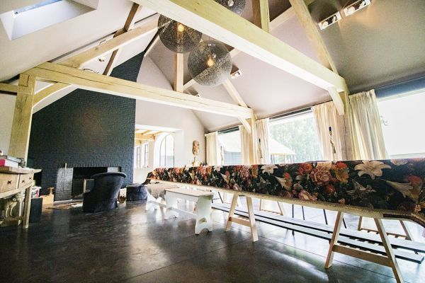 Picture of an event venue rental in Bottelare, East Flanders, Inside Amandine's house 9664