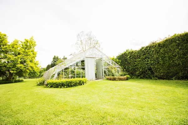 Picture of an event venue rental in Overijse, Flemish Brabant, Inside Béatrice & Christian's greenhouse 9749