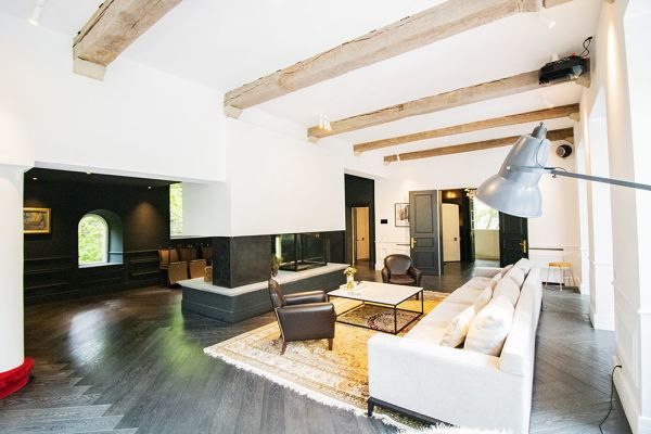 Picture of an event venue rental in Braine-l'Alleud, Walloon Brabant, Inside Foulques' villa 9723