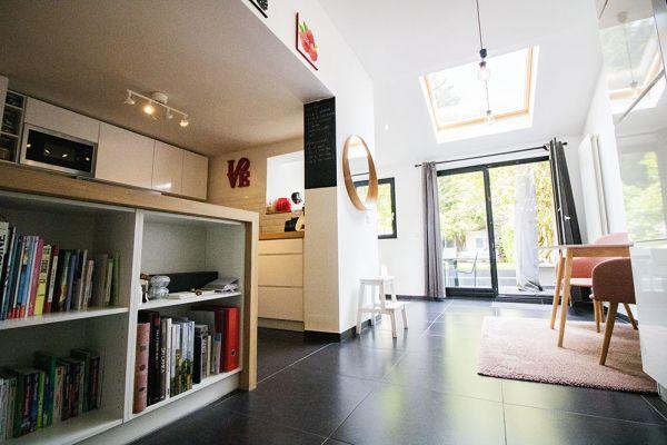 Feestzaal verhuren in Watermael-Boitsfort, Brussel, In het huis van Perrine 9875