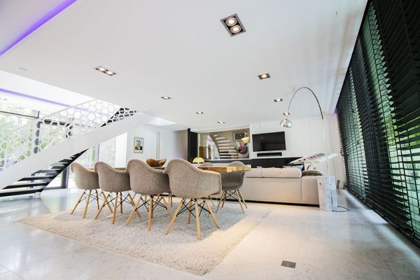 Photo d'une salle à louer à Neuville-en-Condroz, Liège, Dans la villa d'Angela 9919