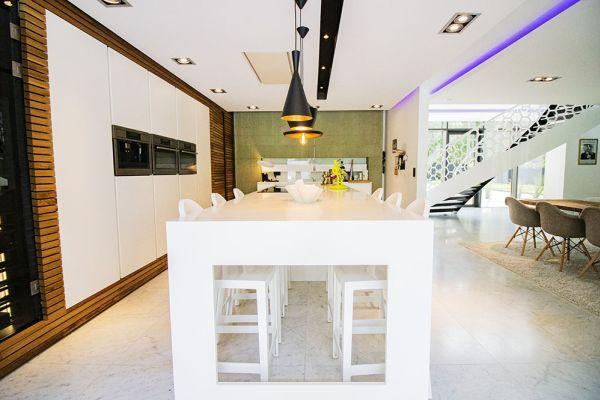 Photo d'une salle à louer à Neuville-en-Condroz, Liège, Dans la villa d'Angela 9920