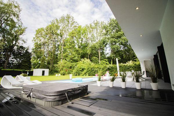 Photo d'une salle à louer à Neuville-en-Condroz, Liège, Dans la villa d'Angela 9930