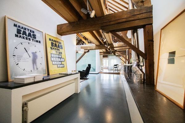 Picture of an event venue rental in Antwerp, Antwerp, Inside Hans' loft 10145