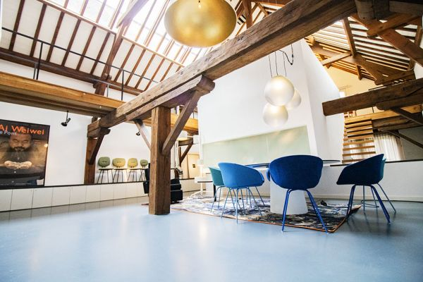 Picture of an event venue rental in Antwerp, Antwerp, Inside Hans' loft 10154