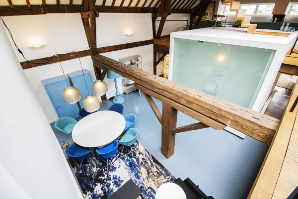 Picture of an event venue rental in Antwerp, Antwerp, Inside Hans' loft 10161