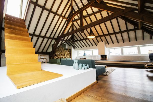 Picture of an event venue rental in Antwerp, Antwerp, Inside Hans' loft 10162