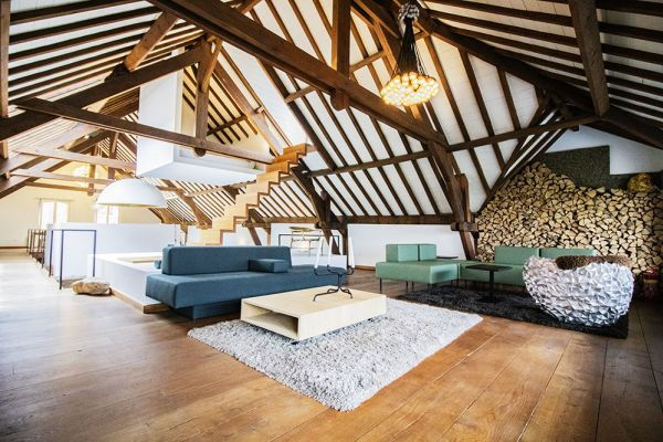 Picture of an event venue rental in Antwerp, Antwerp, Inside Hans' loft 10164