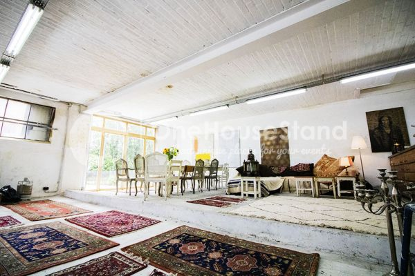 Picture of an event venue rental in Herentals, Antwerp, Inside Katrien's house 10207