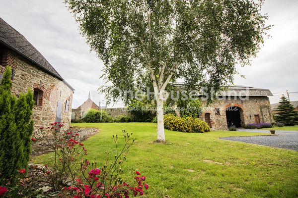 Picture of an event venue rental in Croix-lez-Rouveroy, Hainaut, Inside Sylvie & Jean-Paul's farm 10500