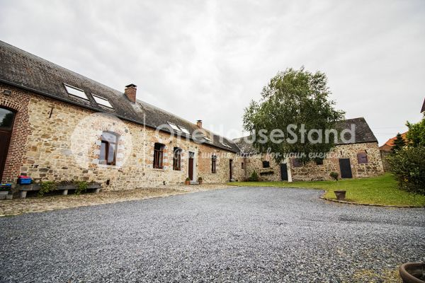 Picture of an event venue rental in Croix-lez-Rouveroy, Hainaut, Inside Sylvie & Jean-Paul's farm 10507