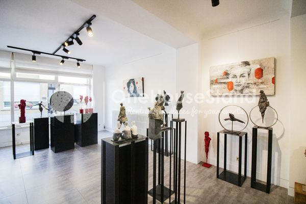 Picture of an event venue rental in Hoeilaart, Flemish Brabant, Inside Sandrine's gallery (I) 10441