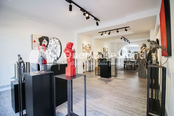 Picture of an event venue rental in Hoeilaart, Flemish Brabant, Inside Sandrine's gallery (I) 10443