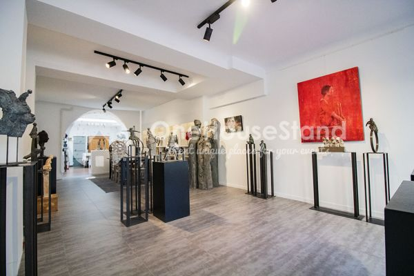 Picture of an event venue rental in Hoeilaart, Flemish Brabant, Inside Sandrine's gallery (I) 10444