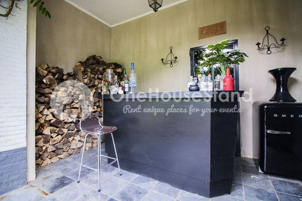 Picture of an event venue rental in Broechem, Antwerp, Inside Jules' house 10697