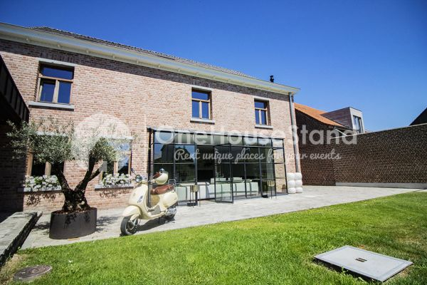 Picture of an event venue rental in Wambeek, Flemish Brabant, Inside Patricia's house 10759