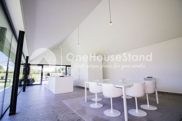Picture of an event venue rental in Wambeek, Flemish Brabant, Inside Patricia's house 10765