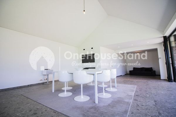 Picture of an event venue rental in Wambeek, Flemish Brabant, Inside Patricia's house and barn 10793