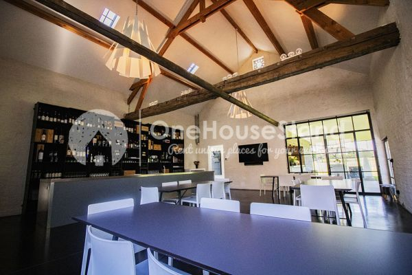 Picture of an event venue rental in Wambeek, Flemish Brabant, Inside Patricia's house and barn 10811