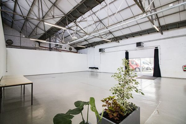 Picture of an event venue rental in Molenbeek-Saint-Jean, Brussels, Inside Pierre's warehouse - Room 2 10968