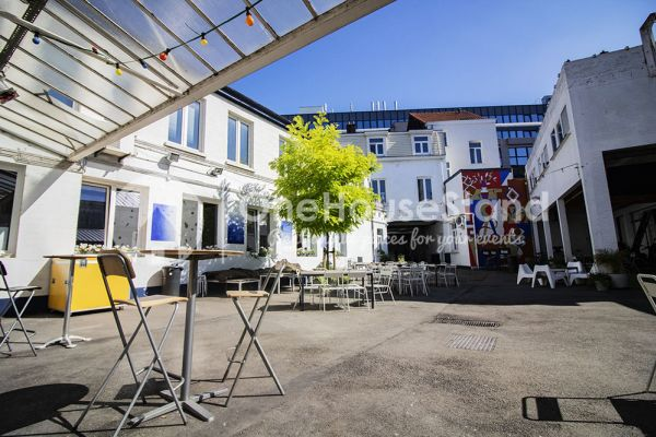 Picture of an event venue rental in Molenbeek-Saint-Jean, Brussels, Inside Pierre's warehouse - The bar 10933