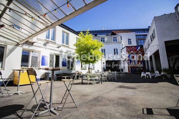 Photo d'une salle à louer à Molenbeek-Saint-Jean, Bruxelles, Dans l'entrepôt de Pierre - Salle 1 + Salle 2 + Le bar 10998