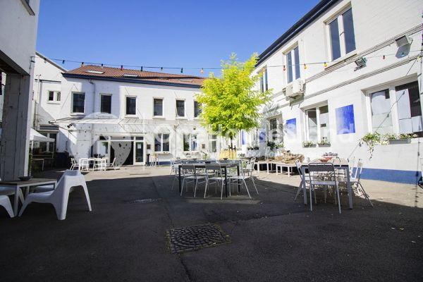 Picture of an event venue rental in Molenbeek-Saint-Jean, Brussels, Inside Pierre's warehouse - Room 1 + Room 2 + The bar 11004