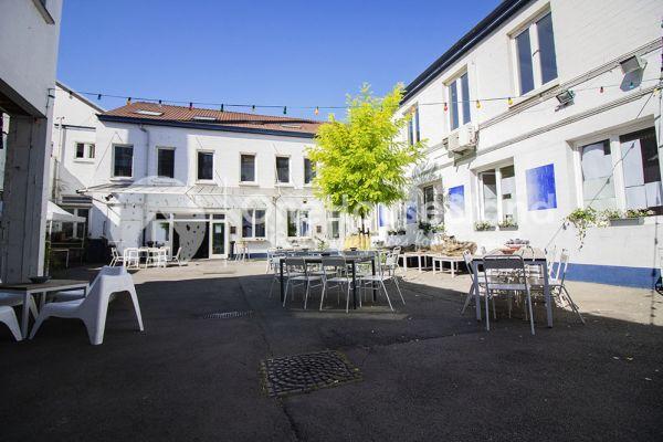 Photo d'une salle à louer à Molenbeek-Saint-Jean, Bruxelles, Dans l'entrepôt de Pierre - Salle 1 + Salle 2 + Le bar 11004