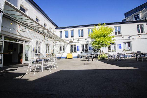Photo d'une salle à louer à Molenbeek-Saint-Jean, Bruxelles, Dans l'entrepôt de Pierre - Salle 1 + Salle 2 + Le bar 11010