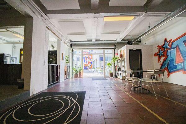 Photo d'une salle à louer à Molenbeek-Saint-Jean, Bruxelles, Dans l'entrepôt de Pierre - Salle 1 + Salle 2 + Le bar 11022