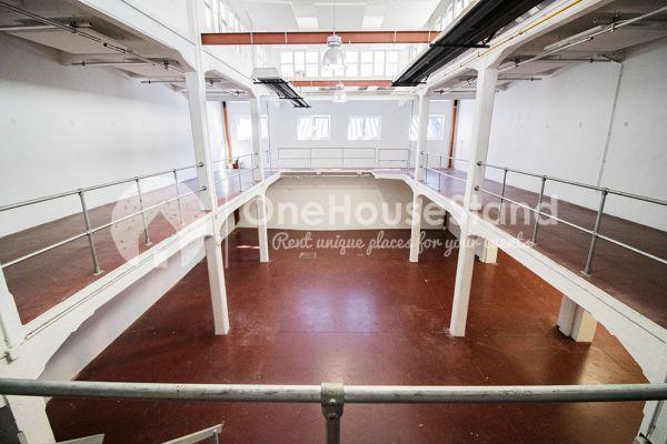 Picture of an event venue rental in Molenbeek-Saint-Jean, Brussels, Inside Pierre's warehouse - Room 3 + Room 4 11047