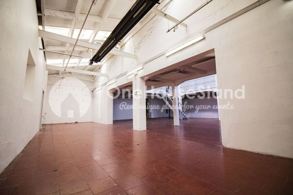 Picture of an event venue rental in Molenbeek-Saint-Jean, Brussels, Inside Pierre's warehouse - Room 3 + Room 4 + The bar 11090