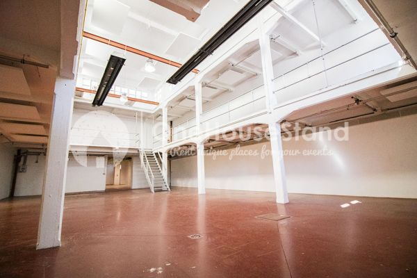 Picture of an event venue rental in Molenbeek-Saint-Jean, Brussels, Inside Pierre's warehouse - Room 3 + Room 4 + The bar 11097