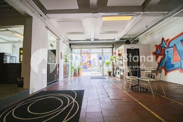 Photo d'une salle à louer à Molenbeek-Saint-Jean, Bruxelles, Dans l'entrepôt de Pierre - Salle 3 + Salle 4 + Le bar 11106