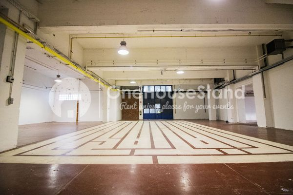 Photo d'une salle à louer à Molenbeek-Saint-Jean, Bruxelles, Dans l'entrepôt de Pierre - Salle 3 + Salle 4 + Le bar 11125
